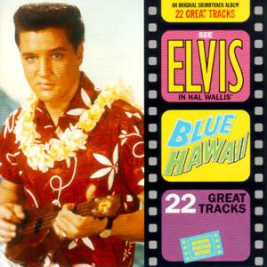 Elvis Presley Blue Hawaii Cover