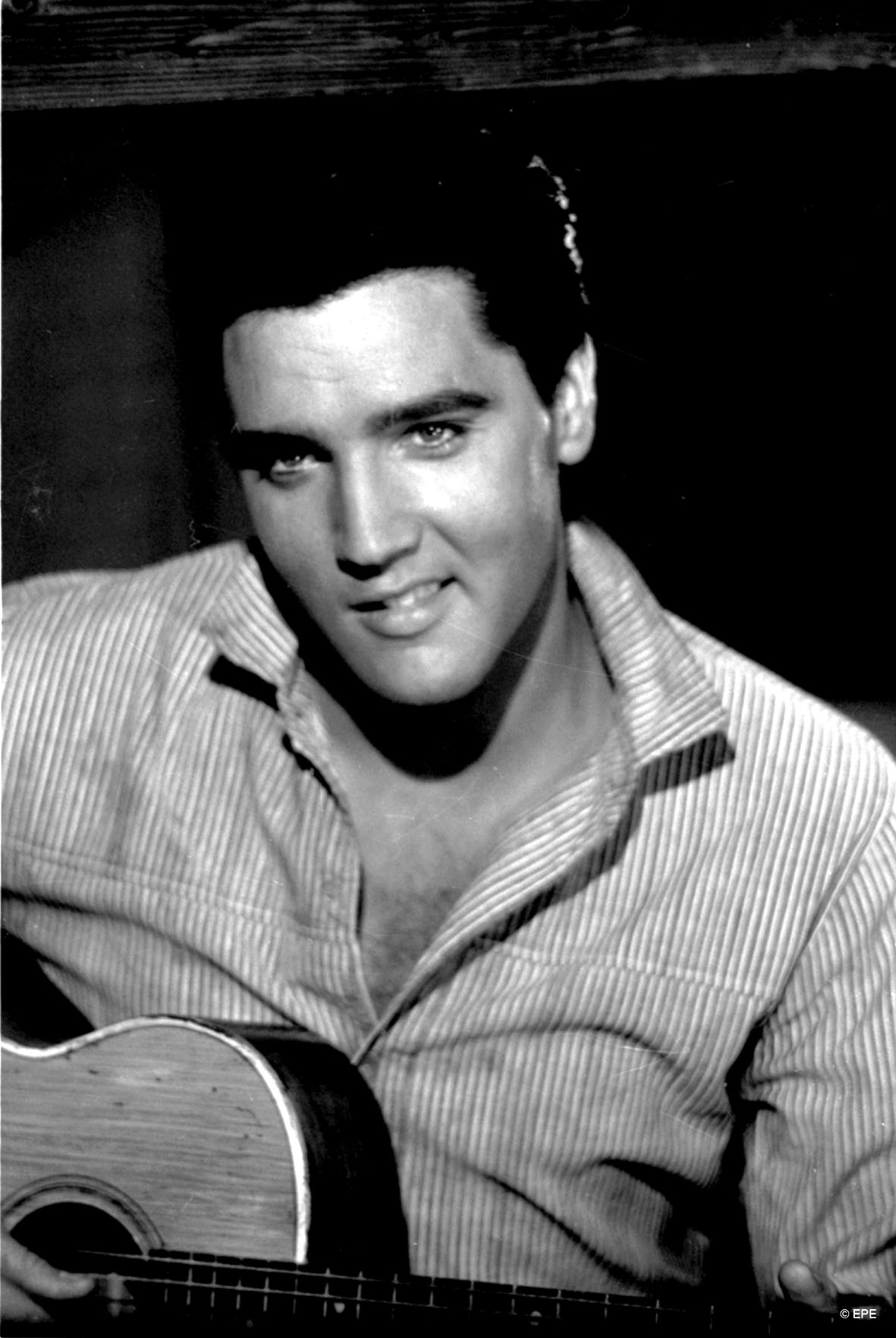 "Elvis im Film ""Flaming Star"", 1960"