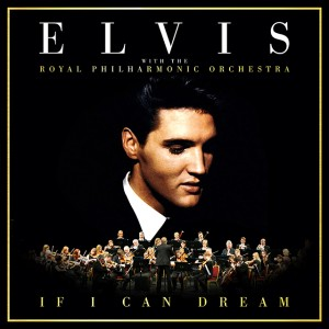 Elvis If I Can Dream Cover