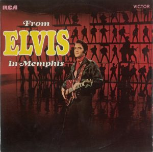 Elvis Presley From Elvis In Memphis Cover