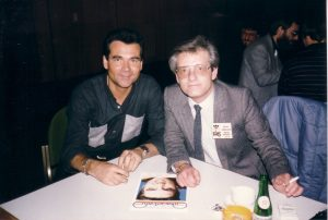 1984 Ted Herold Helmut Radermacher