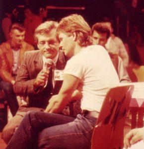 Helmut Radermacher und Achim Reichel