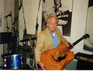 Helmut Radermacher Sun Studio