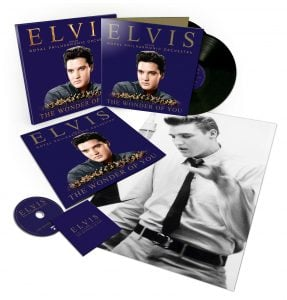 Elvis The Wonder Of You Box