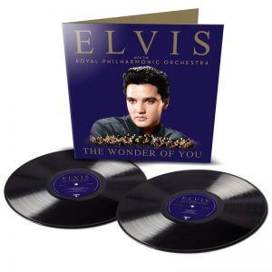 Elvis Presley The Wonder Of You LP