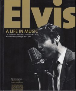 Elvis A Life in Music Buch