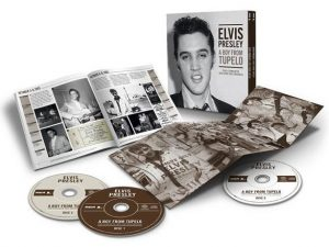 Elvis A Boy From Tupelo Box Set