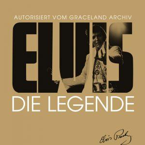 Elvis Presley Buch Die Legende
