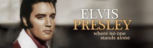 Elvis Where No One Stands Alone