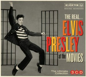 The Real Elvis Presley at the movies
