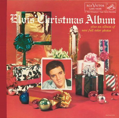 Elvis Presley Christmas Music.Elvis Christmas Album Elvis Presley Official Web Site
