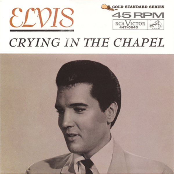 Crying In The Chapel
