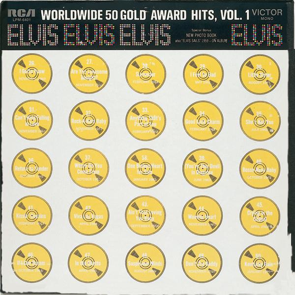 Worldwide 50 Gold Award Hits, Vol.1