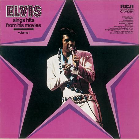Elvis Sings Hits From His Movies Vol. 1