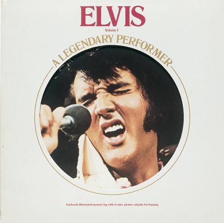 Elvis – A Legendary Performer Vol. 1