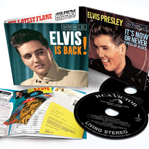 Elvis Is Back: Legacy Edition' Available Everywhere Now!