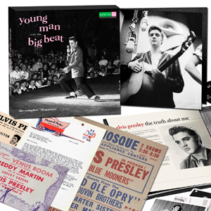 1956: The Year Elvis Presley Skyrocketed To Global Fame!