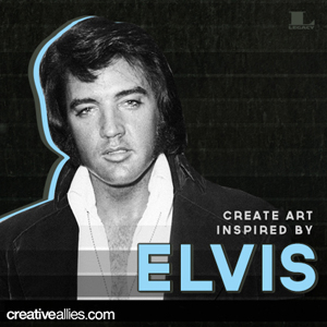 Enter To Win Elvis Presley Commemorative Poster Contest At Creative Allies