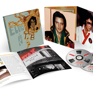 Elvis At Stax: Deluxe Edition' Available Now!
