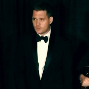 Michael Bublé Covers The King Of Rock & Roll – Instagram Video