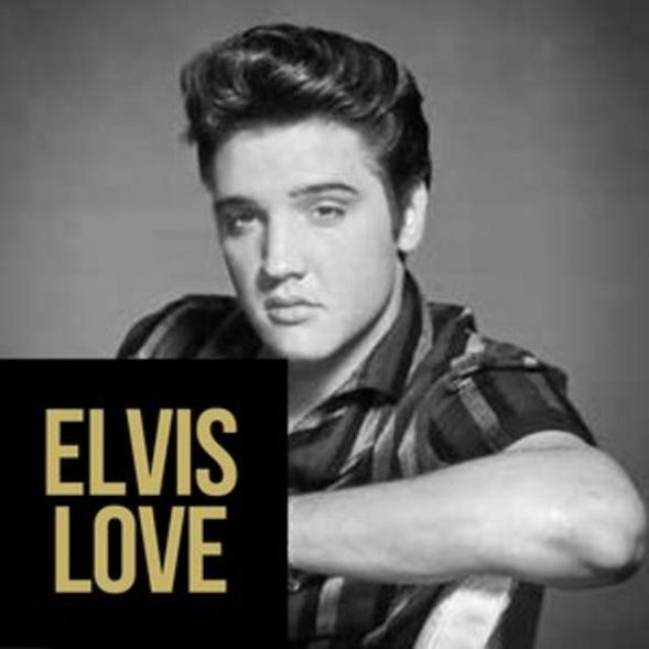 Elvis: Love playlist on Spotify