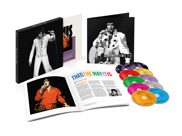 Elvis: That's The Way It Is Deluxe Edition
