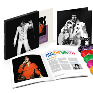 Elvis: That's The Way It Is' Deluxe Edition 8CD/2DVD To Be Released August 5