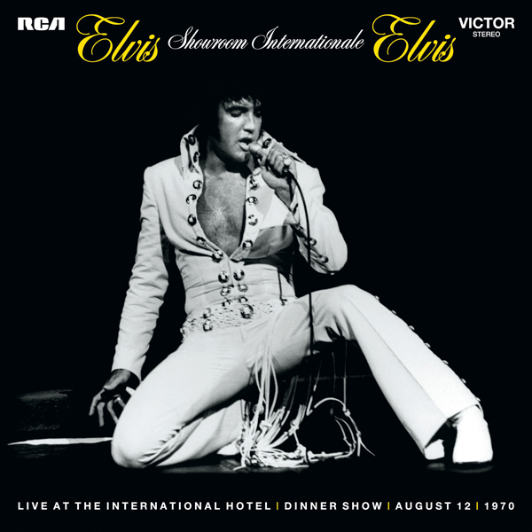 Elvis Presley - Showroom Internationale 2LP