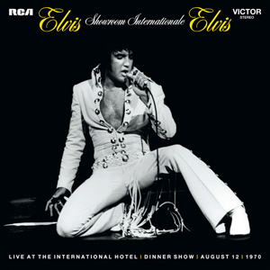 Elvis Presley 'Showroom Internationale' Numbered 2LP Set To Be Released For Record Store Day