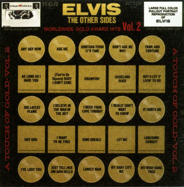 The Other Sides – Elvis Worldwide Gold Award Hits, Vol. 2