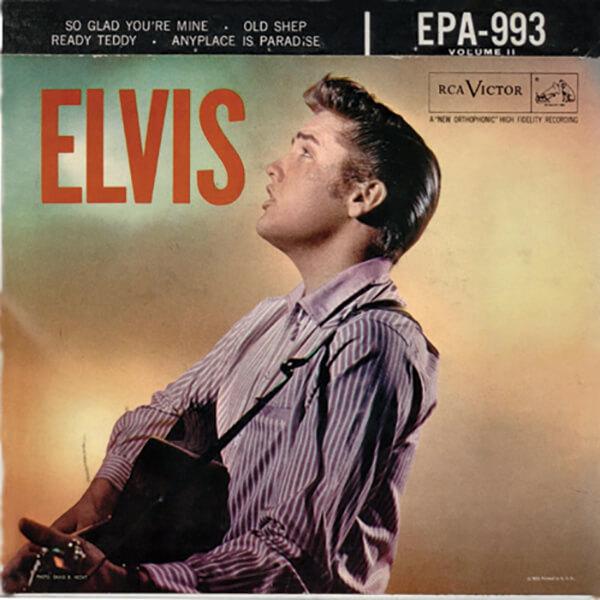 Elvis Vol. 2