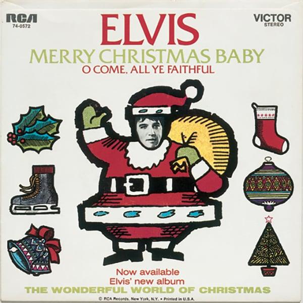 Elvis Presley Christmas Music.Merry Christmas Baby Elvis Presley Official Web Site Elvis
