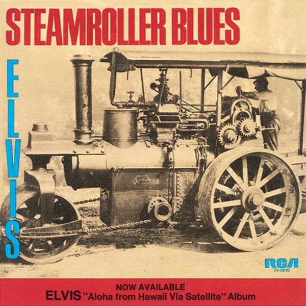 Steamroller Blues