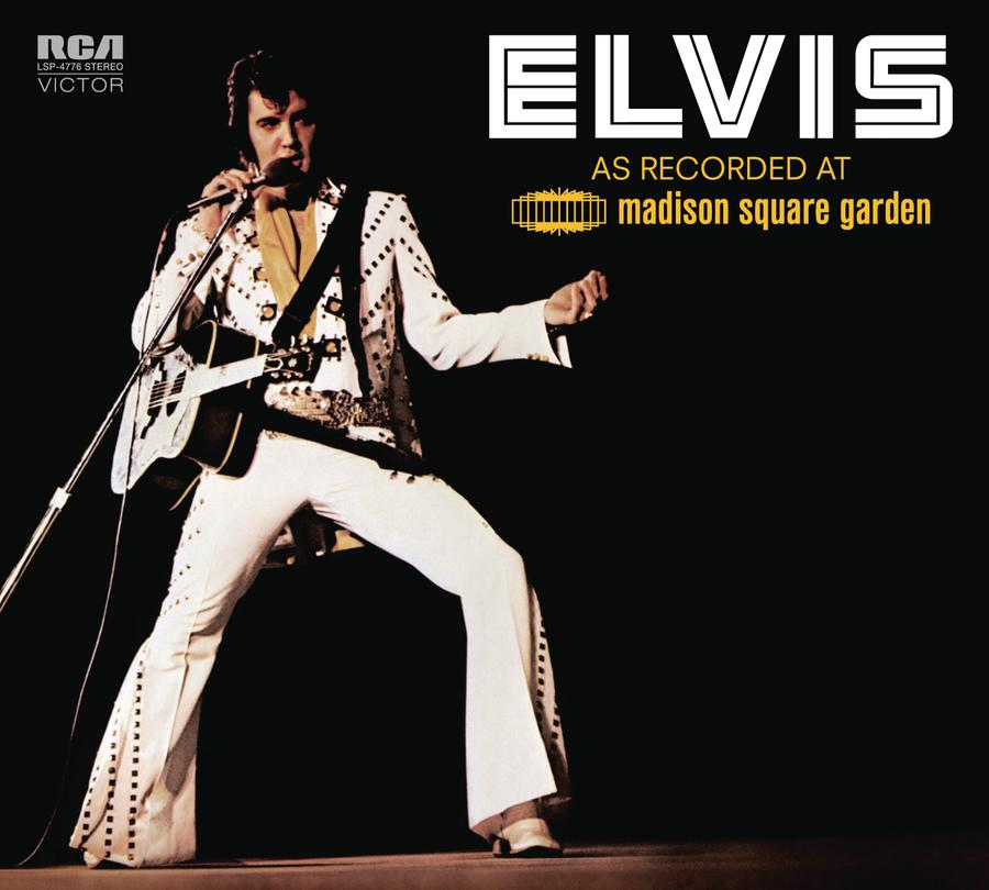 Elvis As Recorded At Madison Square Garden – Legacy Edition