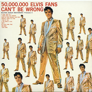 Video: Elvis Presley's Iconic Gold Suit On Display At O2