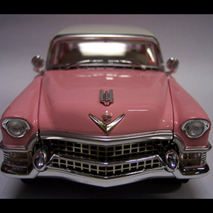 Elvis Presley's Pink Cadillac Now On Display At Elvis At The O2 Exhibition
