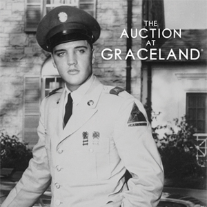 The Auction At Graceland During Elvis Week 2015 To Feature Authentic 'Viva Las Vegas' Items