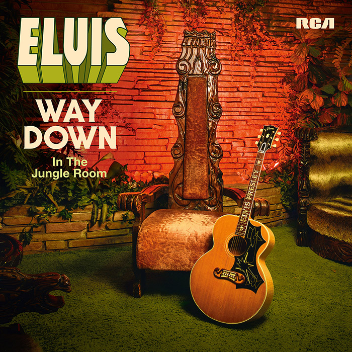 Elvis Presley 'Way Down In The Jungle Room' Available Now