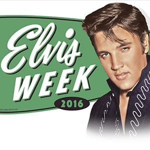 Elvis Presley's Graceland Announces Elvis Week 2016 Events