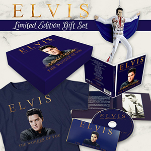 New Elvis Presley Album 'The Wonder Of You' Tops Charts & Earns Raves Worldwide