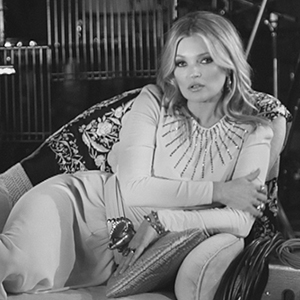 'The Wonder Of You' Music Video – Starring Kate Moss