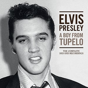 Elvis Presley 'A Boy From Tupelo' Available Now!