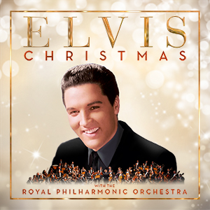Elvis Presley & Royal Philharmonic – 'Blue Christmas'