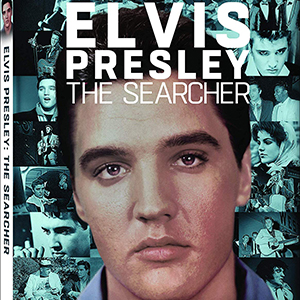 'Elvis Presley: The Searcher Limited Collector's Edition' DVD Available Now