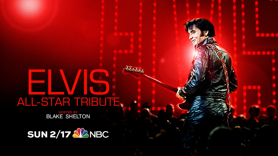Elvis All-Star Tribute Special