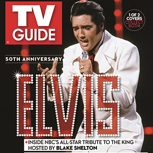Elvis Presley Cover Story In This Week's TV Guide
