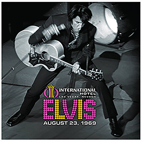 """Elvis Presley, Live At The International Hotel"" 2LP To Be Released For Record Store Day 2019"