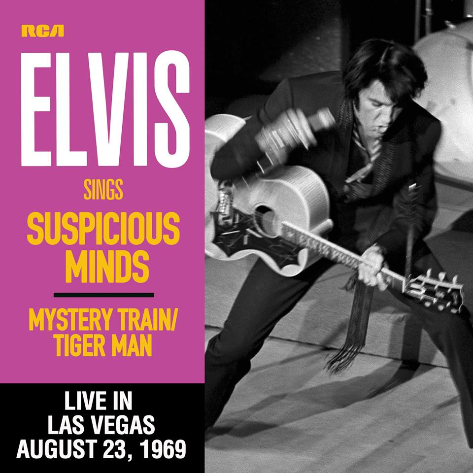 Stream 3 Elvis Presley Unreleased Live Performances!
