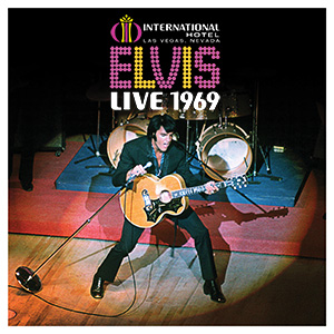Hear An Elvis Monologue From 'Live 1969'