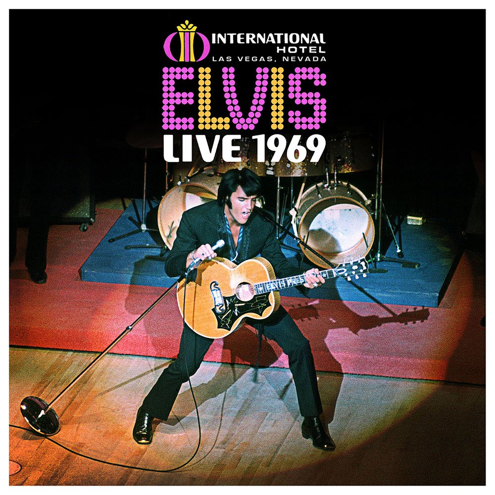 Elvis Presley 'Live 1969' Available Now!